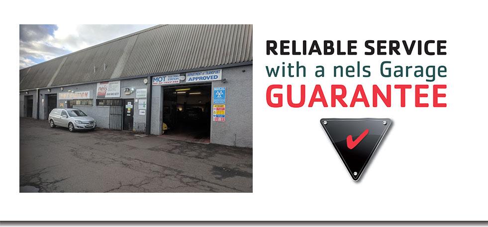 nels garage hillington glasgow car repairs mots servicing. Black Bedroom Furniture Sets. Home Design Ideas